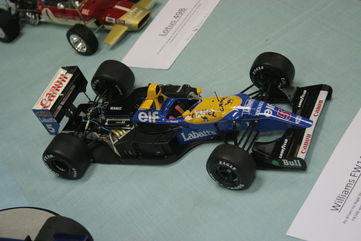 Formula-One-Car