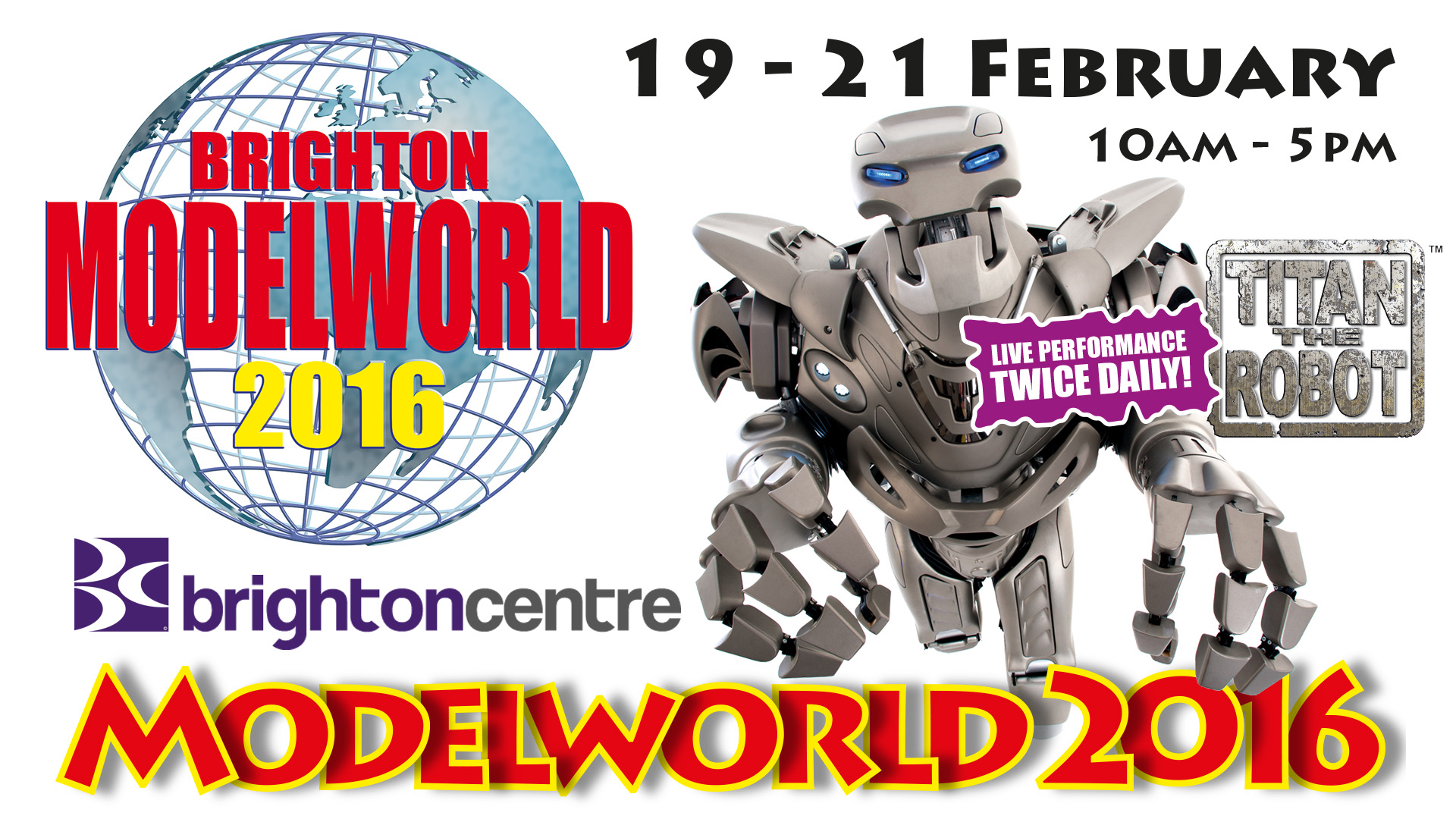 Brighton Modelworld